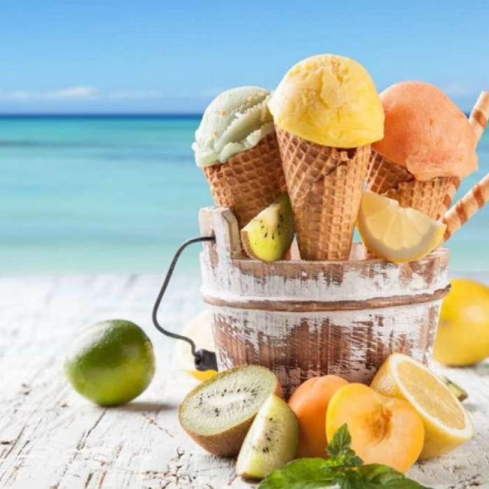 Kαι το καλοκαίρι θέλει το bio παγωτό του