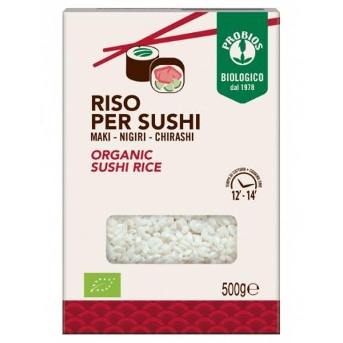 Ρύζι για Sushi Probios 500g BIO